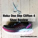 Hoka Clifton 4 ShoeReview