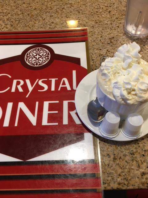 Crystal Diner Edgewater Park