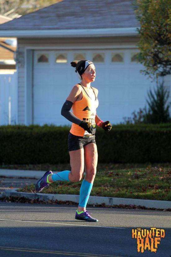 haunted half 5k provo ut me running