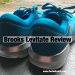 Brooks Levitate Shoe Review