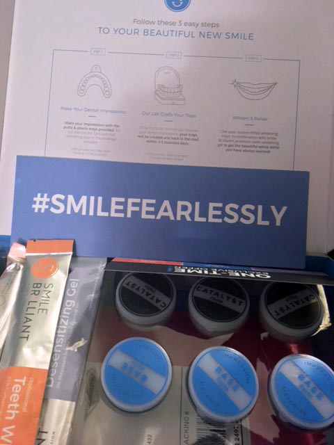 smile brilliant teeth whitening