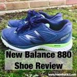 New Balance 880 ShoeReview