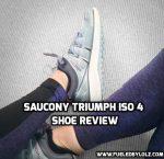 Saucony Triumph ISO 4 ShoeReview
