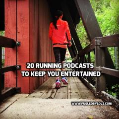 20 Running Podcasts to Keep You Entertained « FueledByLOLZ