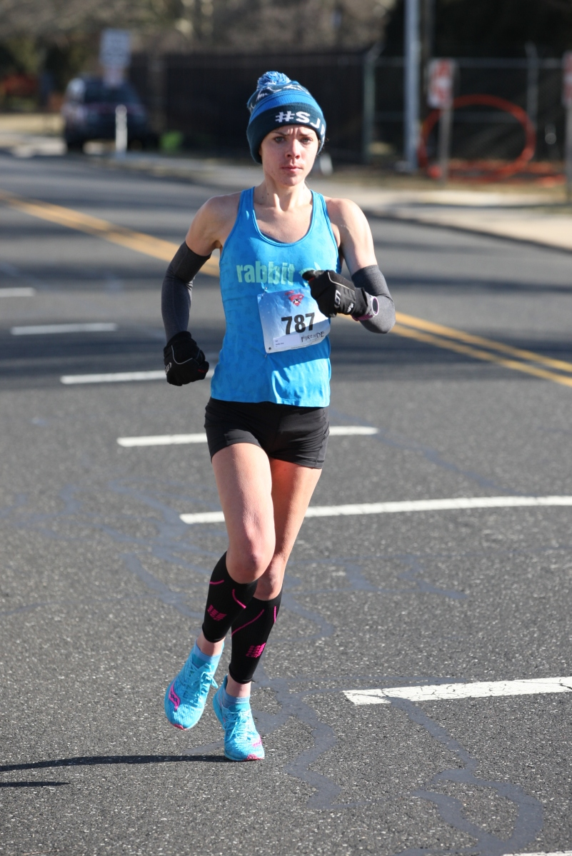 Frostbite 5 miler (30:25)