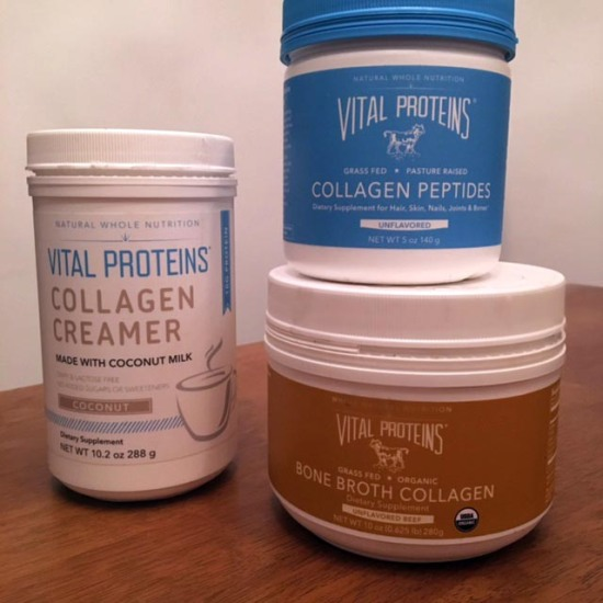 vital proteins collagen benefits