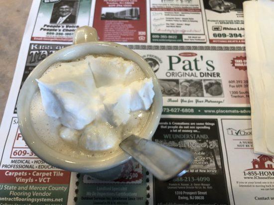pat's original diner trenton