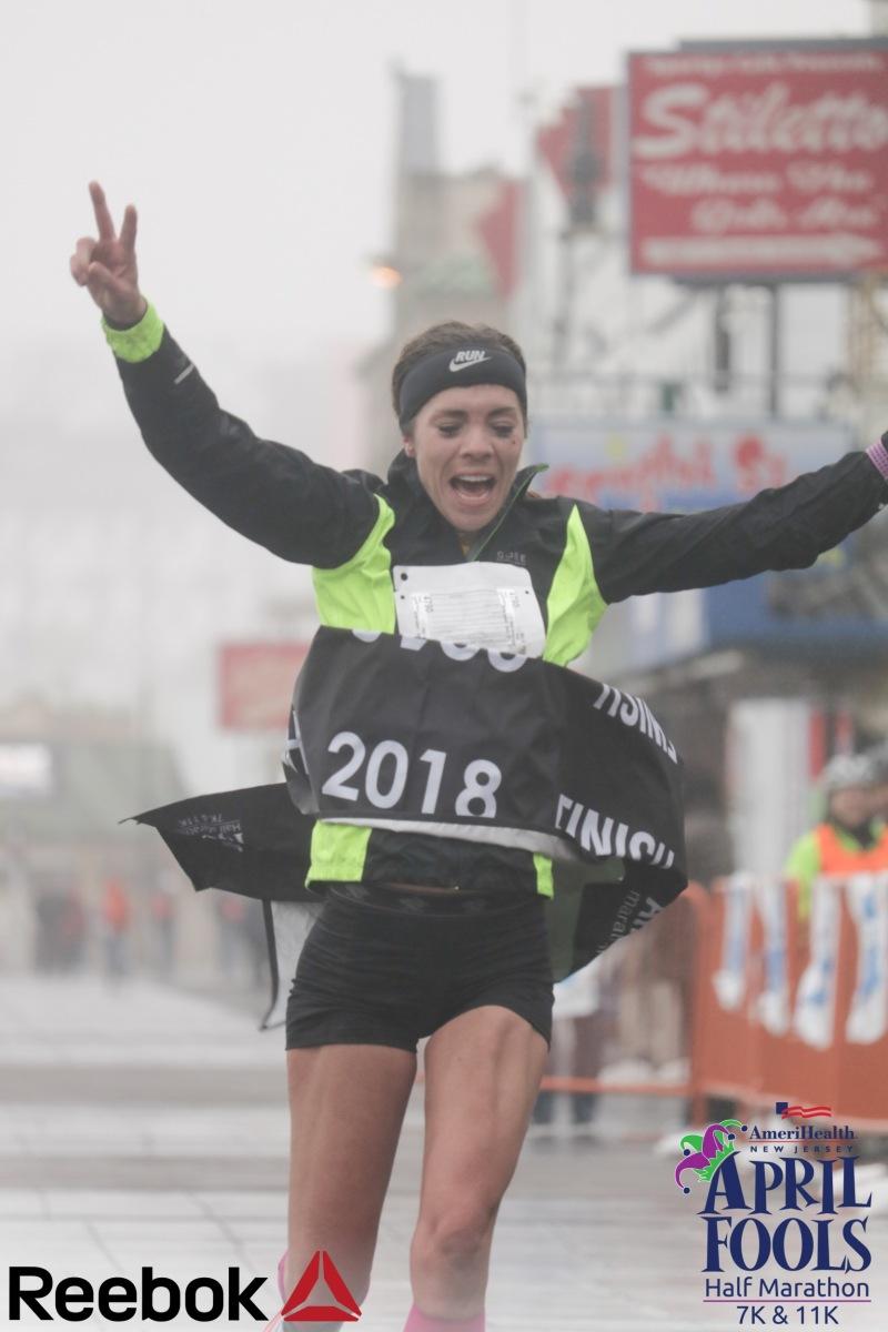 April Fools Half Marathon (1:26.08)