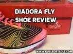 Diadora Fly ShoeReview