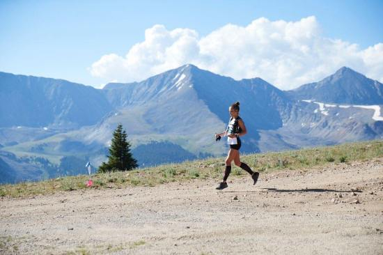 under armour copper mountain race me running