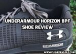 Underarmour Horizon BPF Trail Running ShoeReview