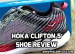 Hoka Clifton 5 ShoeReview