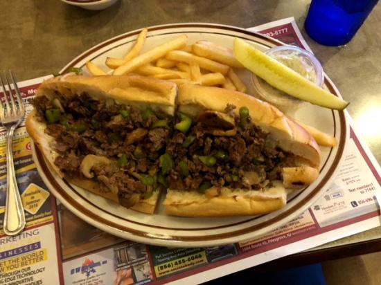 Chobanis Diner Salem NJ