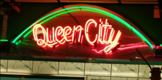 Queen city diner allentown